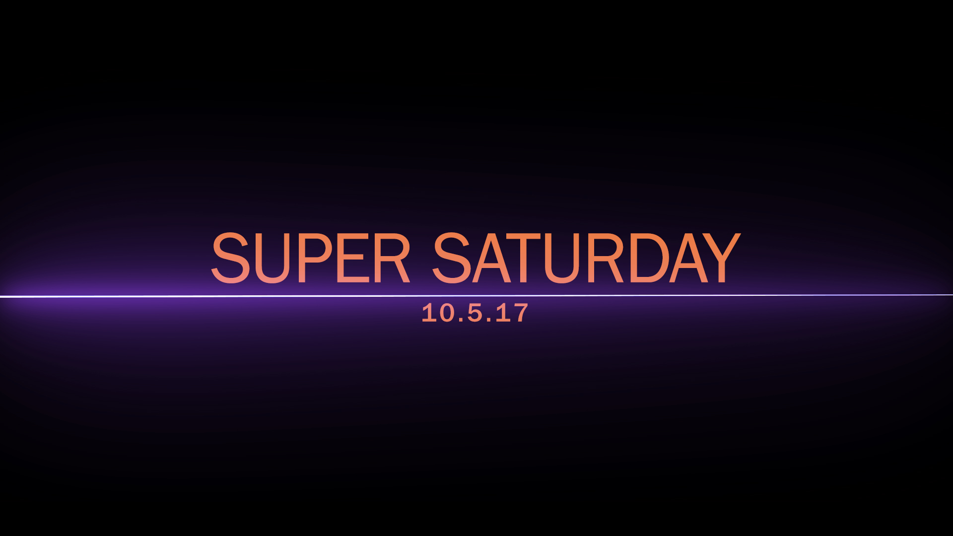 TCI: Super Saturday preview – 10/05/2017